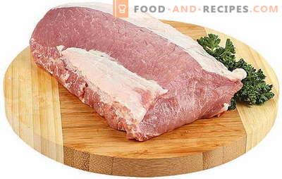 So kochen, dass das Schweinefleisch weich ist - die besten Rezepte und kulinarischen Beobachtungen. Die Nuancen beim Kochen von Schweinefleisch