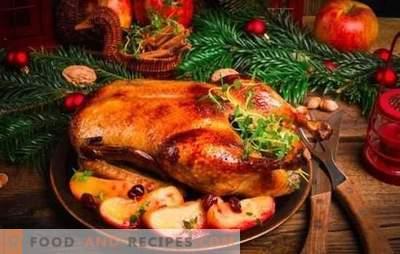 Ente mit Äpfeln: Schritt für Schritt Rezepte für rosige Schönheit! Kochen Sie saftige, leckere und schmackhafte Ente mit Äpfeln für schrittweise Rezepte