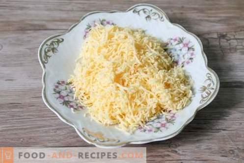 Bombenkuchen mit Tomaten und Käse - einsatzbereit und preiswert!