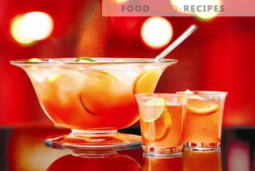 30 beste Rezepte für alkoholische und alkoholfreie Cocktails für eine Heimparty