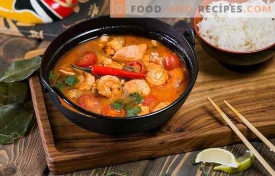 Einführung in die thailändische Küche: Angepasste Rezepte