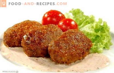 Ein einfaches Rezept für leckere Schnitzel: ein vielseitiges Hauptgericht in der Weltküche. Die beliebtesten Rezepte für einfache, leckere Schnitzel