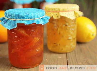 Zitronenmarmelade: So stellen Sie Zitronenmarmelade richtig her