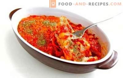 Das einfachste Rezept für Fischeintopf mit Karotten und Zwiebeln. Verschiedene Fischeintöpfe mit Karotten und Zwiebeln - eine leckere Überraschung für die Liebsten