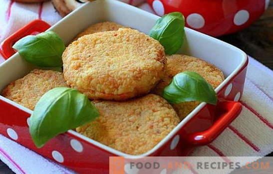 Karpfenkoteletts sind ein exquisites Gericht für einen festlichen Tisch und ein Familienessen. Saftige und schmackhafte Karpfenkoteletts: Rezepte, Feinheiten und Geheimnisse des Kochens