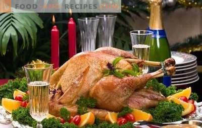 So wählen Sie einen Truthahn zu Weihnachten aus, wie er richtig zubereitet wird