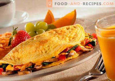 Omelett in einem langsamen Kocher - bewährte Rezepte. Wie man ein Omelett in einem langsamen Kocher richtig und lecker kocht.