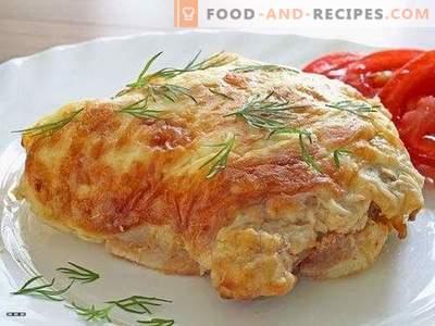Fleisch auf Französisch - die besten Rezepte. Wie man richtig Fleisch auf Französisch kocht.