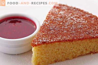 Mannik - 10 richtige Rezepte. Wie man richtig und lecker kocht Mannick: alle Geheimnisse der üppigen Torte