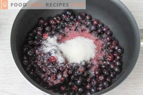 Johannisbeer-Mousse - das preiswerteste Dessert