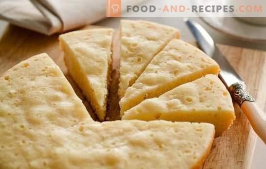 Ein Mannik ohne Mehl ist einfach unmöglich! Verschiedene Rezepte ohne Mehl auf Kefir, Sauerrahm, Milch im Ofen und im Slow Cooker