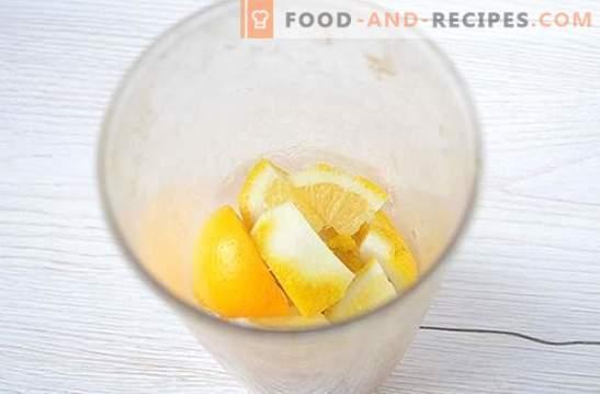 Lemon Pie: ein schrittweises Fotorezept. Duftendes Backen der Mindestmenge an Produkten - hausgemachte Zitronentorte