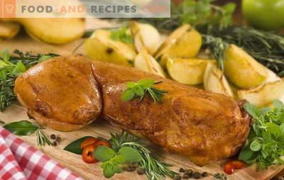Wie man ein Kaninchen so kocht, dass das Fleisch weich ist. Kaninchenrezepte in verschiedenen Saucen, das Geheimnis für die Zubereitung von weichem Fleisch