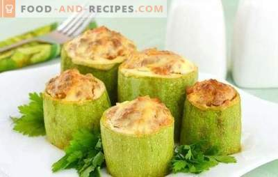 Zucchini baked in a slow cooker - a combination of lightness and benefit. The best recipes of zucchini baked in the slow cooker