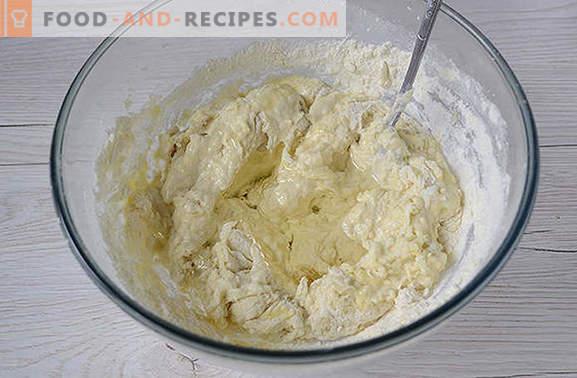 Teig für Ravioli mit Milch: Wie kneten Sie, welche Mehle sollten Sie wählen? Tipps für die Zubereitung von Ravioli-Teig mit Milch: Schritt für Schritt Fotos