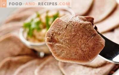 Rinderzunge in einem langsamen Kocher - eine Delikatesse mit Fleischgeschmack! Die besten Rezepte und Zubereitungsmethoden für Rinderzunge in einem Langsamkocher