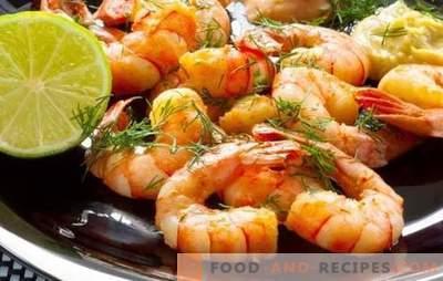 Garnelen mit Knoblauch - ein umwerfendes Geschmacksduo! Die besten Rezepte zum Kochen von Garnelen mit Knoblauch.