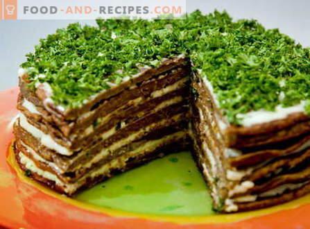 Leberkuchen - die besten Rezepte. Wie man richtig Leberkuchen kocht.