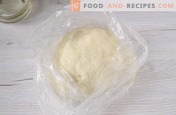 Teigtaschen mit Kartoffeln: ein Foto-Rezept für Schritt für Schritt. Wir machen Knödel mit Kartoffeln für die Post und nicht nur: alle Tricks des Prozesses, die Berechnung des Kaloriengehalts