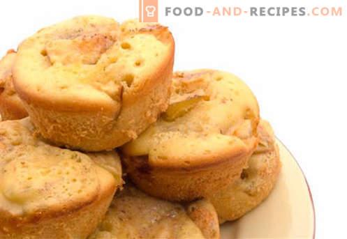 Apfelsouffle - die besten Rezepte. Wie man schnell und lecker Apfelsouffle kocht.