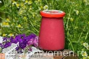 Tee-Rosenmarmelade ohne zu kochen