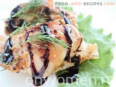 Hähnchenschenkel im Ofen mit knuspriger Kruste