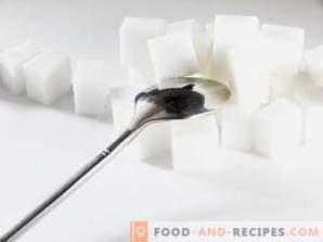 Wie wird Zucker gelagert?