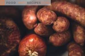Come conservare la salsiccia