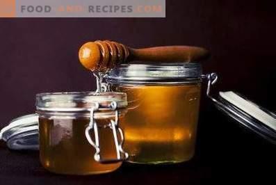 Wie wird Honig aufbewahrt?