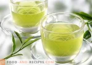 Wie man grünen Tee aufbrüht