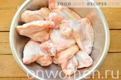 Chicken Wings Like KFC