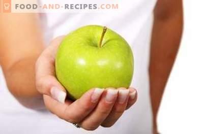 Äpfel: Nutzen für die Gesundheit und Schaden