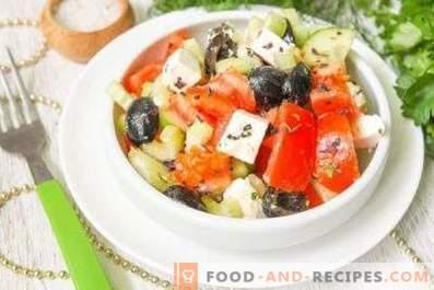 Griechisches Salatdressing