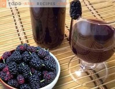 Maulbeerwein