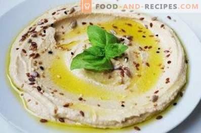 Hummus - Nutzen und Schaden
