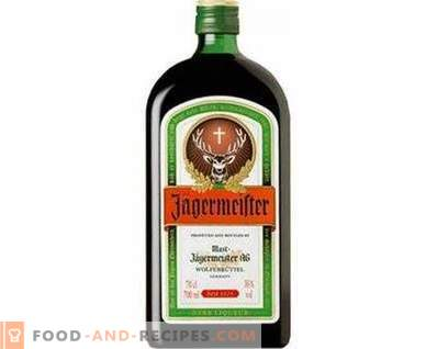 Wie trinke ich den Jägermeister