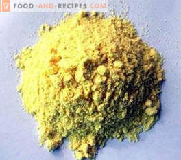 Farbstoff E102: Wirkung auf den Körper