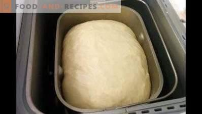 Teig für Kuchen in der Brotherstellung