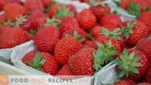 Wie unterscheidet sich eine Erdbeere von Victoria?