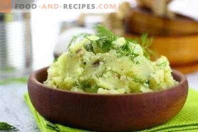 Füllung für Kartoffelpasteten