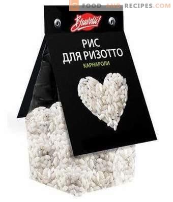 Welcher Reis wird für Risotto benötigt?