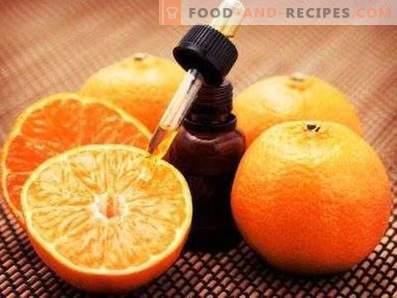 Orangenöl: Eigenschaften und Verwendungen