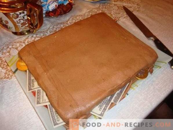 Schokoladenmarsh-Marshmallows