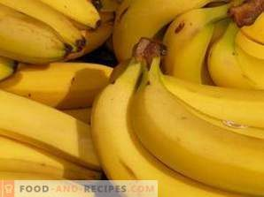 Wie werden Bananen gelagert?