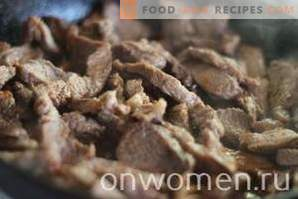 Rinderbraten mit Kartoffeln