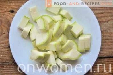 Topfhuhn mit Kartoffeln und Zucchini
