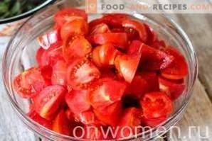 Tomatensauce für den Winter