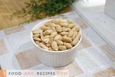 Wie man Erdnüsse im Ofen röstet