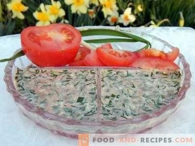 Tomatensauce für Spiesse