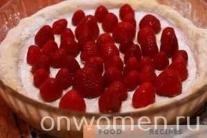 Erdbeer-Hefeteig-Erdbeer-Torte